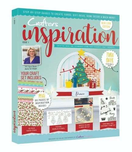 Crafters Companion - Crafter's Inspiration - Issue 1